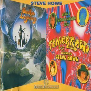Steve Howe - Beginning `75 & Tomorrow - Live & Unrealised `67 (2002)