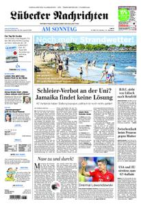 Lübecker Nachrichten Ostholstein Süd - 25. August 2019