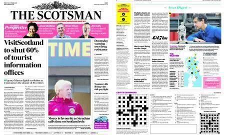 The Scotsman – October 13, 2017