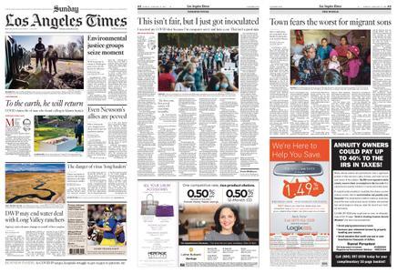 Los Angeles Times – January 31, 2021