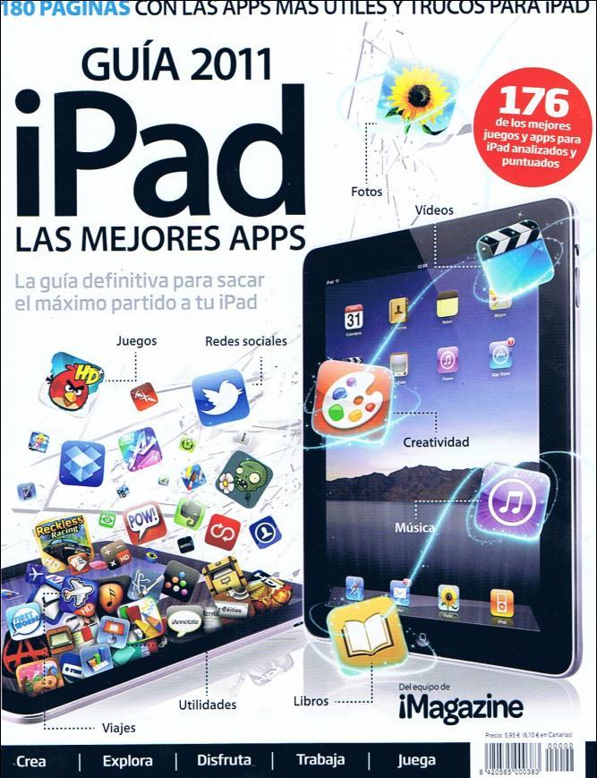 Guía 2011: iPad Las mejores apps