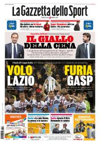 La Gazzetta dello Sport Roma – 16 maggio 2019