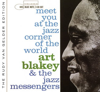 Art Blakey & The Jazz Messengers - Meet You At The Jazz Corner Of The World (1960) {2CD Set Rudy Van Gelder Remaster rel 2002}