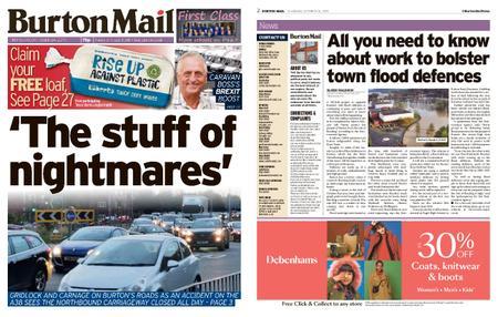 Burton Mail – October 24, 2019