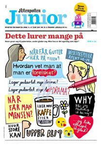 Aftenposten Junior – 11. juni 2019