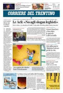 Corriere del Trentino - 27 Luglio 2018