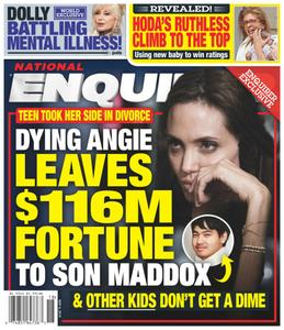 National Enquirer – May 06, 2019