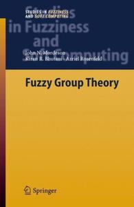 Fuzzy Group Theory
