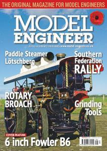 Model Engineer – 09 November 2018