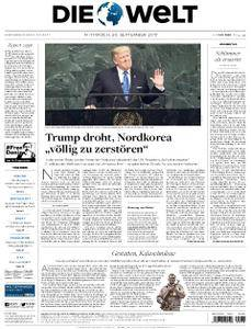 Die Welt - 20. September 2017