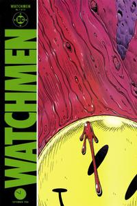 Watchmen 01 (of 12) (1986