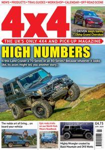 4x4 Magazine UK - April 2019