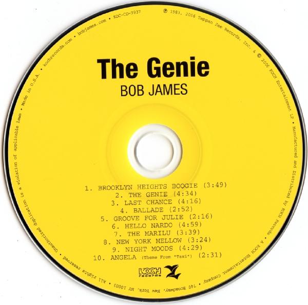 Bob James The Genie 1983 Koch 9937 Avaxhome