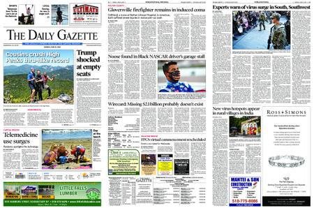 The Daily Gazette – June 22, 2020