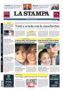 La Stampa Torino Provincia e Canavese - 20 Agosto 2020