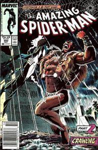 Spider Man [294 of 589] Amazing Spider Man V1 293