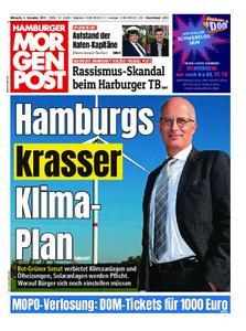 Hamburger Morgenpost – 04. Dezember 2019