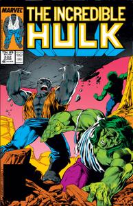 Incredible Hulk 332 1987