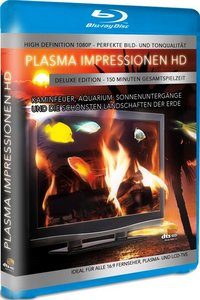 Plasma Kamin HD - by Simon Busch (2009)
