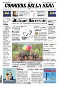 Corriere della Sera – 13 ottobre 2018
