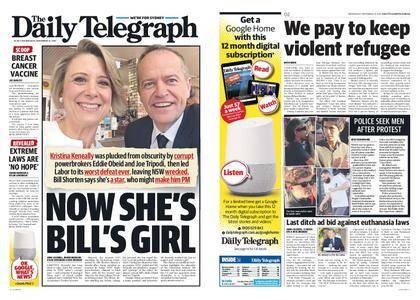 The Daily Telegraph (Sydney) – November 15, 2017