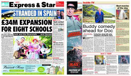 Express and Star City Edition – September 20, 2017