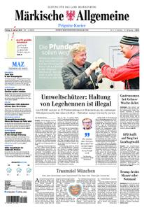 Märkische Allgemeine Prignitz Kurier - 11. Januar 2019