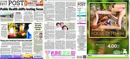 The Guam Daily Post – November 29, 2020