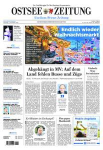 Ostsee Zeitung Wolgast - 27. November 2018