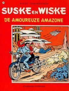 Suske En Wiske - 169 - De Amoureuze Amazone