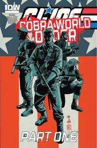 G I Joe - A Real American Hero 219 2015 2 covers digital