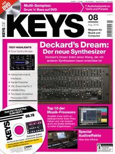 Keys - August 2019