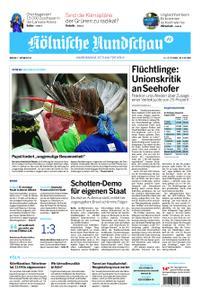Kölnische Rundschau Wipperfürth/Lindlar – 07. Oktober 2019