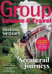 Group Leisure & Travel - July 2021