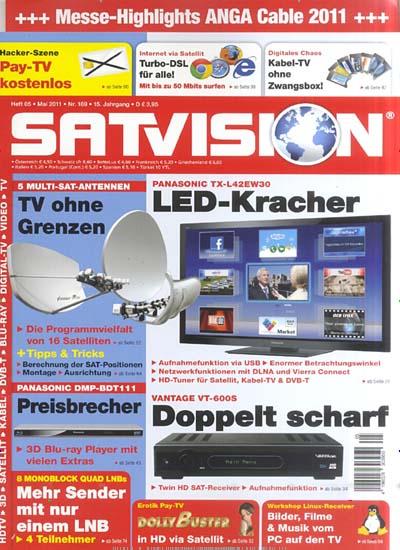 SatVision Magazin Mai No 05 2011 (Repost)