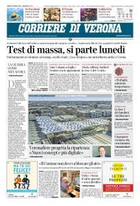 Corriere di Verona – 18 aprile 2020