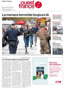 Ouest-France Édition France – 26 septembre 2020