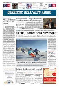 Corriere dell'Alto Adige - 8 Dicembre 2017