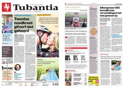 Tubantia - Enschede – 30 juli 2018