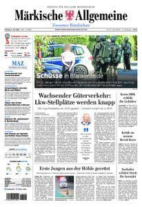 Märkische Allgemeine Zossener Rundschau - 09. Juli 2018