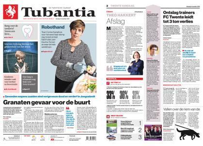 Tubantia - Enschede – 06 november 2018