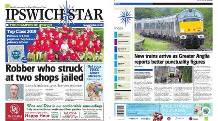 Ipswich Star – July 10, 2019