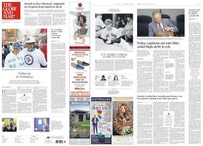 The Globe and Mail – May 02, 2018