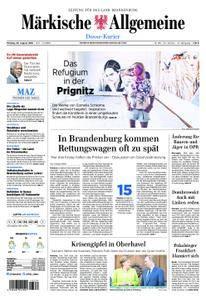 Märkische Allgemeine Dosse Kurier - 20. August 2018