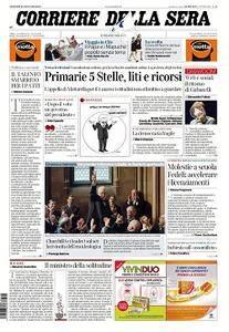 Corriere della Sera - 18 Gennaio 2018