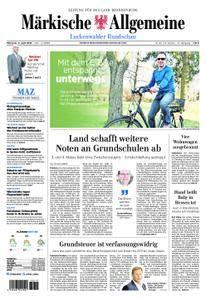 Märkische Allgemeine Luckenwalder Rundschau - 11. April 2018
