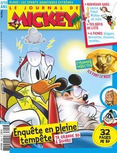 Le Journal de Mickey - 10 juillet 2019