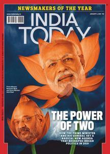 India Today - January 06, 2020