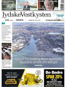 JydskeVestkysten Kolding – 26. juni 2020