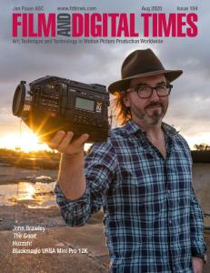 Film and Digital Times - Issue 104 - August 2020